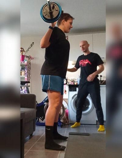 posture FM7 coach sportif